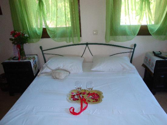 Chorostasi Guest House: The Room