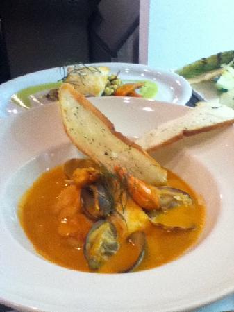 Jack Sprat Restaurant: seafood