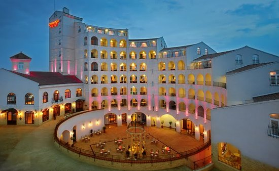 Marina Regia Residence: The Arena 5 star Hotel