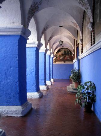 La Posada del Puente : Monasterio de Santa Catarina