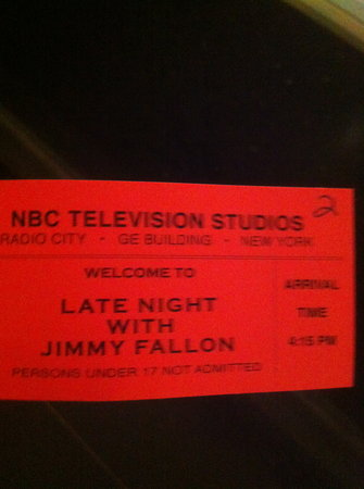 ‪Late Night With Jimmy Fallon‬
