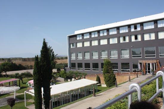 Bed4U Castejón : hotel villa castejon