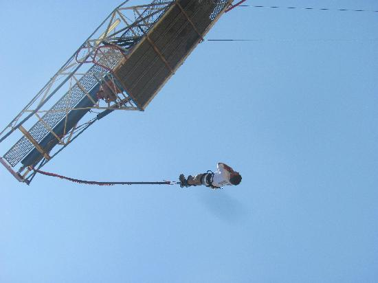 Zero Gravity Thrill Amusement Park: U Down?