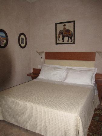 Casa Billi: Bedroom.
