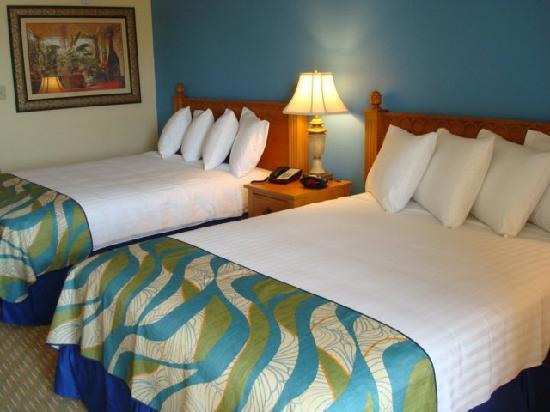 Aqua Beach Inn: Standard Queen