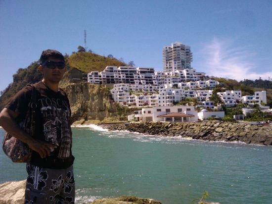 Cabanas Isla del Sol: el paisaje esta muy bien