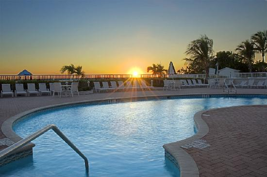 "Lido Beach Resort: Our ""adult only"" pool for guests 18 years of age and older."