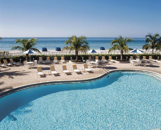 "Lido Beach Resort: Our ""family pool"" for guests of all ages."