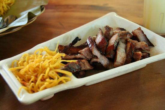 JO's Chicken Inato Restaurant: Pork Belly