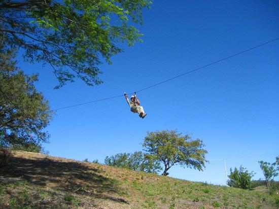 Rincon de La Vieja, Costa Rica: Zip Lines