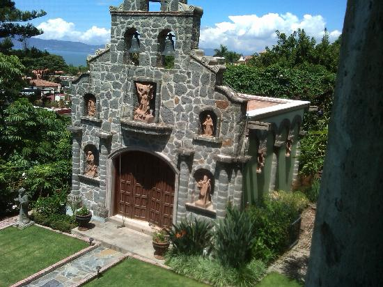 Villa del Angel Bed and Breakfast: La Capilla