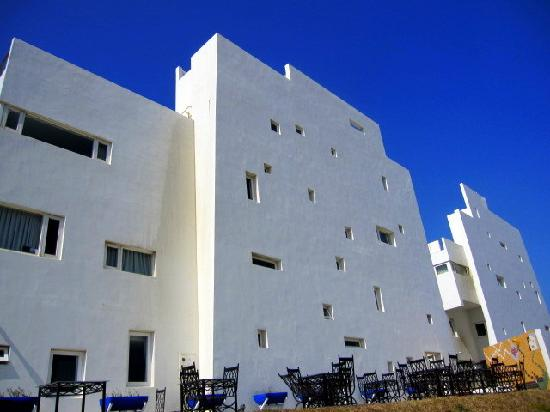 Ocean Paradise Resort: Buildings of the accommodation