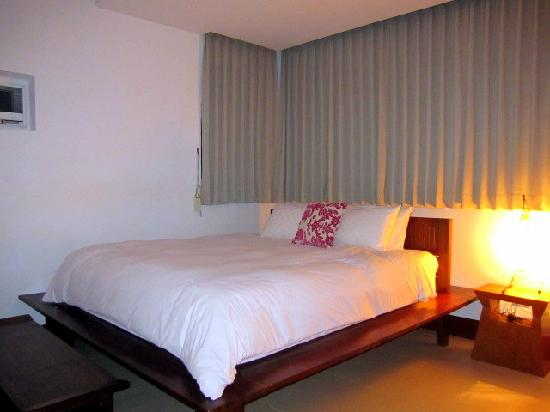Ocean Paradise Resort: the room