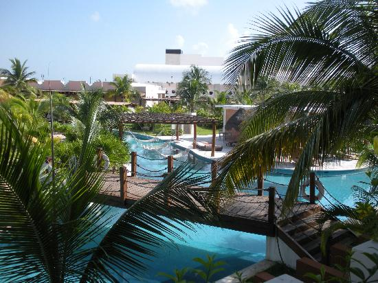 Excellence Playa Mujeres: View from our room (5107)