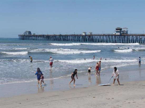Harbor Inn & Suites Oceanside / San Diego: Beach & Pier