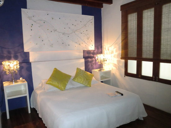Casa Boutique Veranera: Bedroom of the Suite