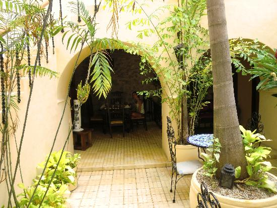 Casa Boutique Veranera: Breakfast Area