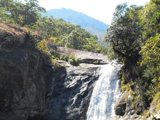 Mount Mulanje : The falls at Mt Mulange