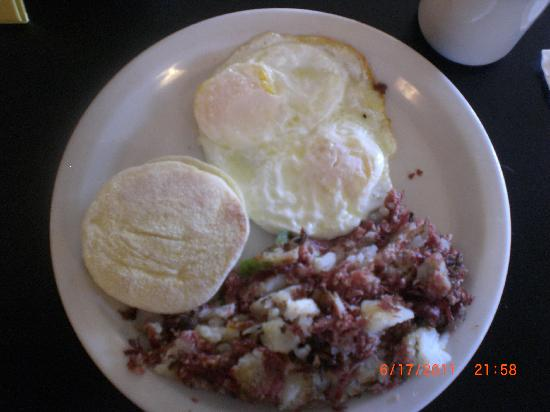 Cortez, CO: Corned Beef Hash