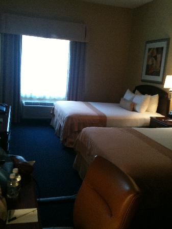 Wingate by Wyndham Greenville Airport: Comfy beds