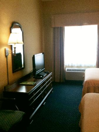 Wingate by Wyndham Greenville Airport: Clean room