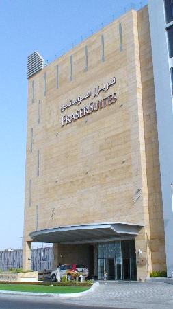 Fraser Suites Dubai: Fraser Suites, Dubai, United Arab Emirates