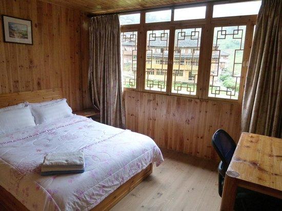Wisdom Inn: Room