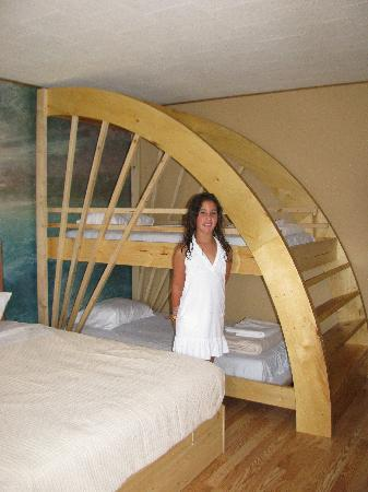Poseidon's Village: The cool bunkbed