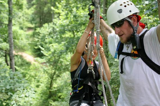 Mammoth Cave Adventures: The team was always right there to help