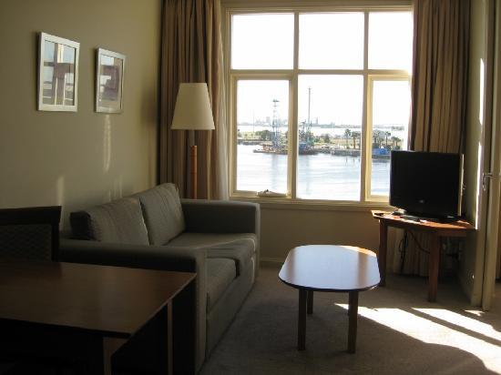 Crowne Plaza Newcastle: Lounge