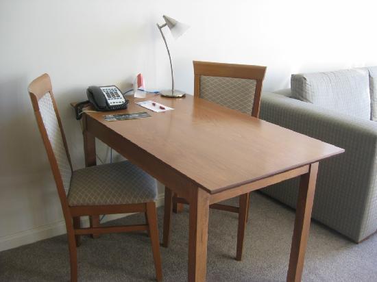 Crowne Plaza Newcastle: Desk