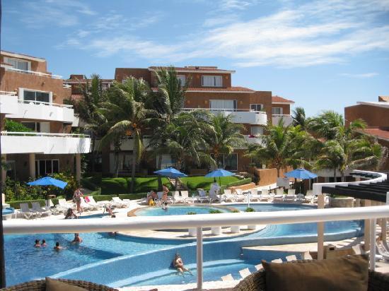 Sunset Fishermen Spa & Resort: Hotel view