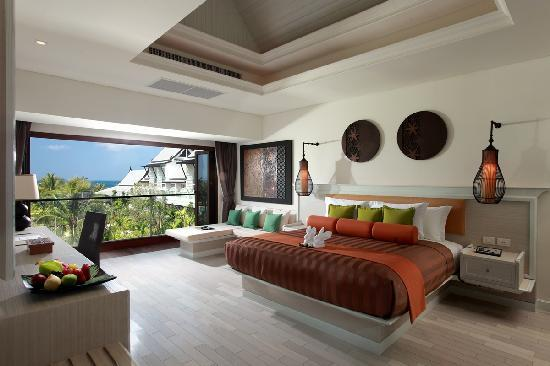 Natai Beach Resort & Spa, Phang-Nga: Deluxe Suite