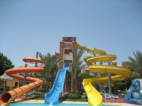 Nubian Village Hotel: аквапарк