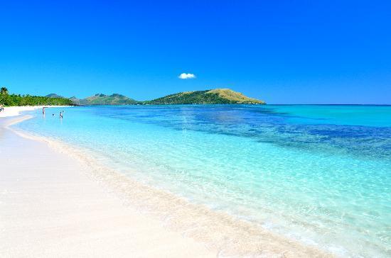 Blue Lagoon Beach Resort: beautiful colours