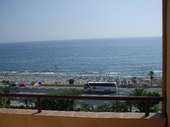 Hotel Happy Elegant: balcony view