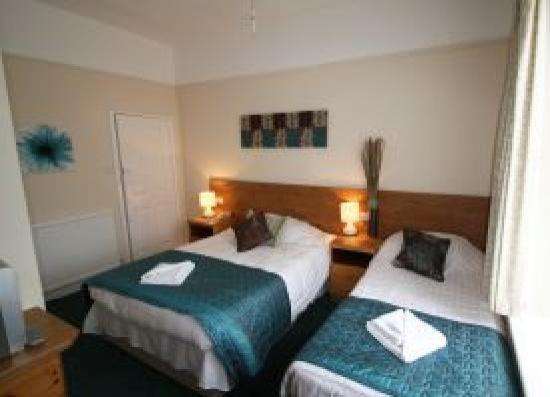 Montgomery Hotel: Twin Room
