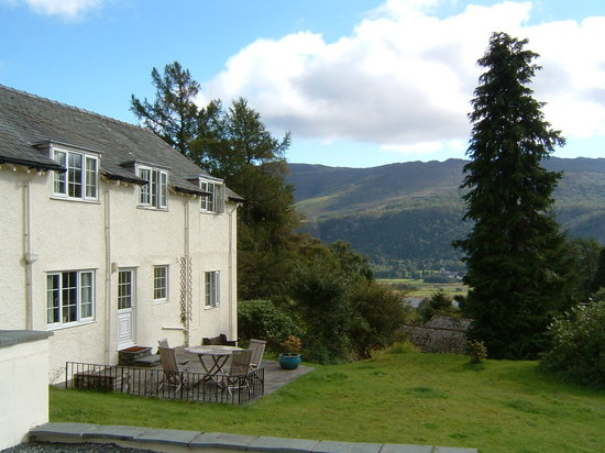 Stayinborrowdale- Garden Cottage and The Coach House: Garden Cottage and The Coach House