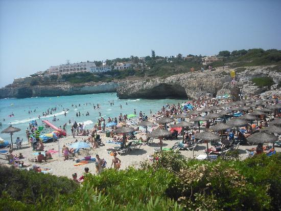 HSM Canarios Park : The main beach!