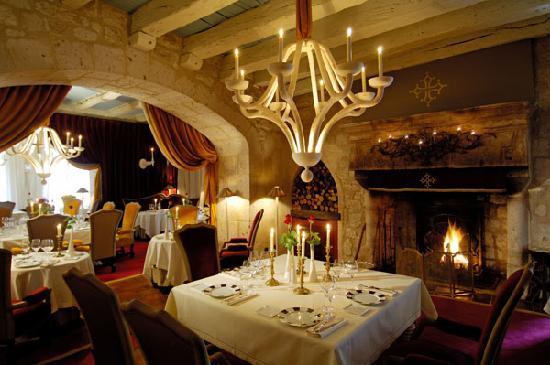 Relais & Châteaux Michel Trama : Le restaurant
