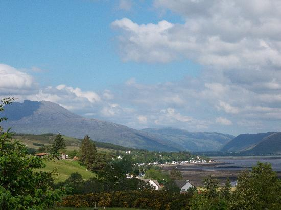 Lochcarron from The Sithean
