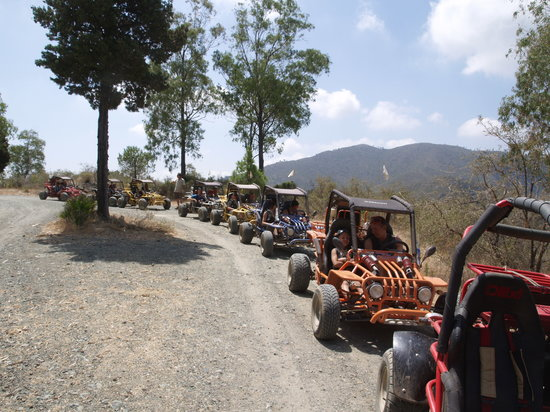 Mijas, Španělsko: Buggy Safari Marbella On Tour