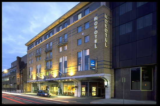 Novotel London Waterloo Hotel London