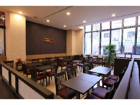 Daiwa Roynet Hotel Kyoto-Hachijoguchi : ロイネットカフェ(朝食レストラン) roynet cafe( restaurant for breakfast)