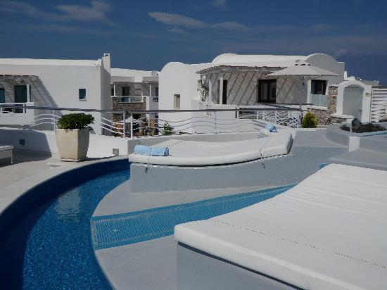 La Mer Deluxe Hotel & Spa : Sonnen bis zum Tagesende auf der Dachterasse! Traumhaft