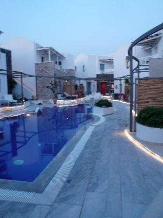 La Mer Deluxe Hotel & Spa : Pool 2