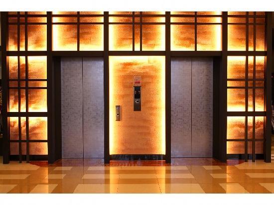 Daiwa Roynet Hotel Kyoto-Hachijoguchi : エレベーター