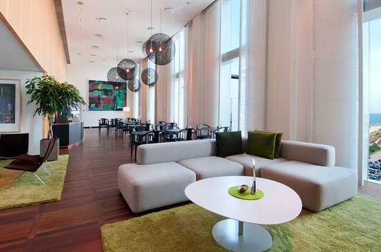 Clarion Hotel Copenhagen Airport: Executive Lounge