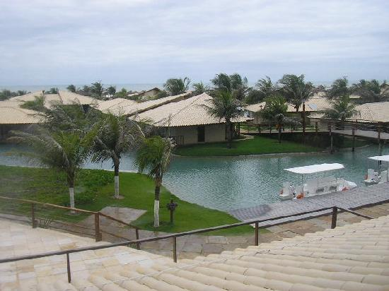 Hotel Dom Pedro Laguna: Vista parcial