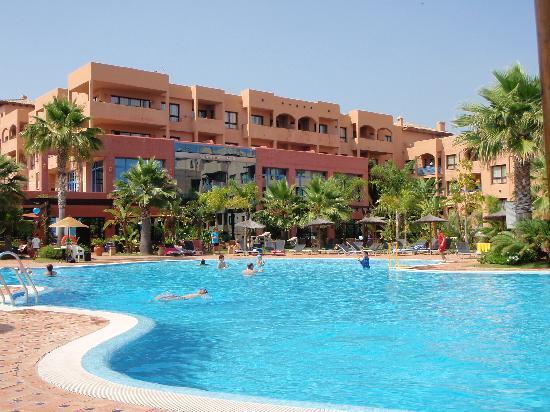 Apartamentos Pierre & Vacances Estepona: pool